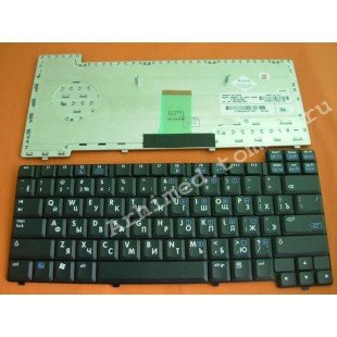 Клавиатура HP Compaq NC6000, NC6100, NX6110, NX6120 (RU) черная