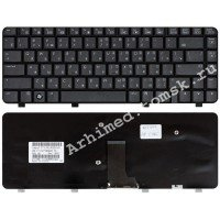 Клавиатура HP Compaq Presario C700, G7000 (RU) черная