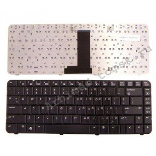 Клавиатура HP Compaq Presario CQ50, G50 (RU) черная