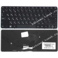 Клавиатура HP Mini 110-3500, 210-3000 (RU) черная [10055]