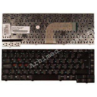 Клавиатура для ноутбука Asus G2, G2K, G2P, G2PB, G2PC, G2S, G2Sg, G2Sv (RU) черная, матовая