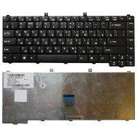 Клавиатура для ноутбука Acer Aspire 1400, 3000, 5050, 5550, ZL6 (RU) черная [10068]