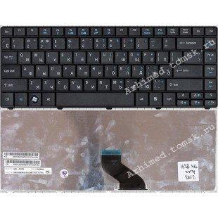 Клавиатура для ноутбука Acer TravelMate 8371, 8331, 8431, 8471 (RU) черная, матовая