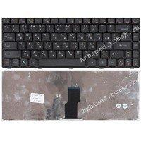 Клавиатура Lenovo Ideapad B450 (RU) черная