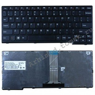 Клавиатура Lenovo IdeaPad S11 (RU) черная
