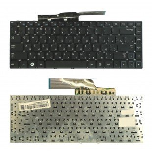 Клавиатура для ноутбука Samsung 300 Series 14 (RU) черная