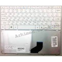 Клавиатура для ноутбука Samsung N100 (RU) белая