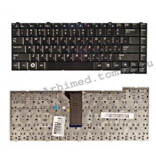 Клавиатура для ноутбука Samsung Q308, Q310 (RU) черная