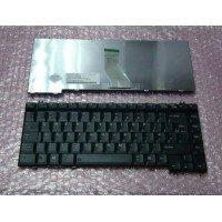 Клавиатура для ноутбука Toshiba Satellite A10, А15, А20, А25, А30, А35, А40, А45, А45, А50, А55, А60, А65, А70, А75, А80, 1400, 1900, 2400, М30, М35х, М40 (RU) черная