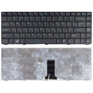 Клавиатура для ноутбука Sony Vaio VGN-NR VGN-NS (RU) черная [10099]