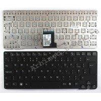 Клавиатура для ноутбука Sony Vaio VPC-CA (RU) черная, без рамки (10141)