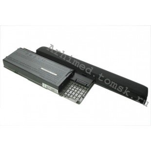 Аккумуляторная батарея для ноутбука Dell Latitude D620, D630 (11.1 В 6600 мАч)