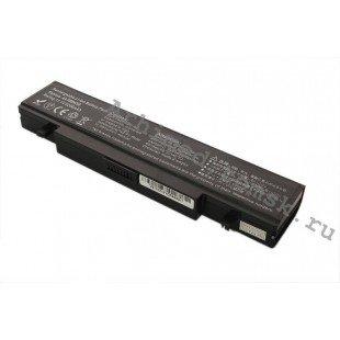 Аккумуляторная батарея для ноутбука Samsung R420, R510, R519, R522, R530, R580, R780, Q320 черная (11.1 В 4400/5200 мАч)