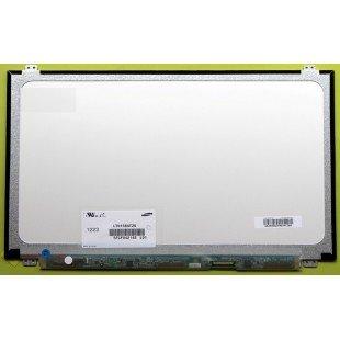 """Матрица 15.6"""" slim LTN156AT20 (LED, 1366x768, 40 pin, справа снизу на доп. панели, глянцeвая) [m15602-4]"""