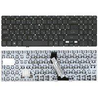 Клавиатура для ноутбука Acer Aspire V5-531, V5-551, V5-571, M5-581T (RU) черная, без рамки [10043-1]