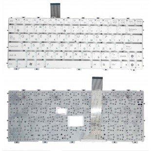 Клавиатура для ноутбука Asus Eee 1015 x101 RU, белая [10057]