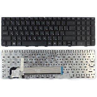 Клавиатура для ноутбука HP Probook 4535S 4530S 4730S (RU) черная
