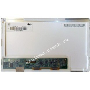 Матрица N101L6-L01 (LED, 1024x600, 40pin слева снизу, матовая) [m10101-X1]