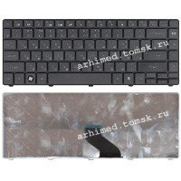 Клавиатура для ноутбука Paсkard Bell EasyNote NM85 NM87 (RU) черная