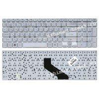 Клавиатура Packard Bell TS11; Gateway NV55S NV57H, (RU) серебристая