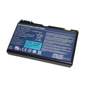 Аккумуляторная батарея для ноутбука Acer Extensa 5200 5600 7200 7600 TravelMate 5300 5500 5700 6400 6500 7500 (5200mah 10.8-11.1 V)