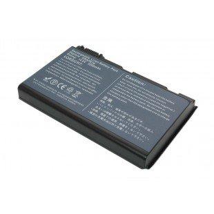 Аккумуляторная батарея для ноутбука Acer Extensa 5200 5600 7200 7600 TravelMate 5300 5500 5700 6400 6500 7500 (4400mah 14.8 V)
