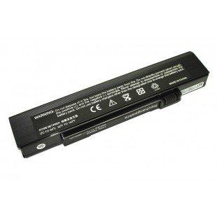 Аккумуляторная батарея для ноутбука SQU-405 для ноутбука Acer TravelMate: 3200, C200, C210 11.1V 4400mAh черный