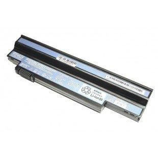 Аккумуляторная батарея для ноутбука Acer Aspire one 532h 533h eMachines 350 4400mah черная