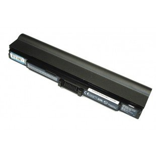 Аккумуляторная батарея для ноутбука UM09E31 для ноутбука Acer Aspire 1810T 10.8V 4400mAh черная
