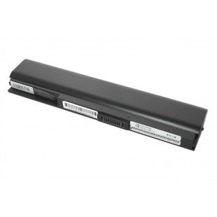 Аккумуляторная батарея для ноутбука Asus U1, U3, N10, eeePC 1004DN серый 4400mah(11.1 В 4400 мАч)