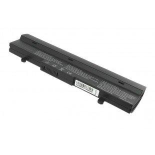 Аккумуляторная батарея для ноутбука Asus EEE PC 1001 1005 черная (11.1 В 4400 мАч)