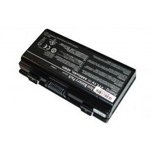 Аккумуляторная батарея для ноутбука ASUS X51R  (11.1 В 4400 мАч) A32-X51