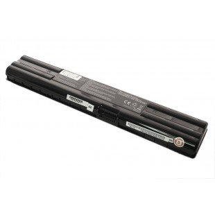 Аккумуляторная батарея для ноутбука Asus A6 G1 G2 A6000 A3  (14.8 В 4800 мАч) [B0076]