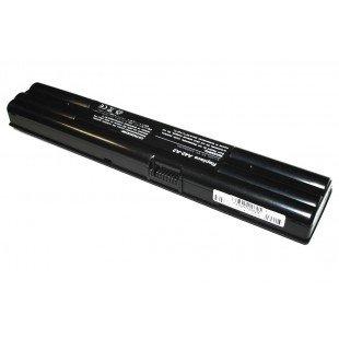 Аккумуляторная батарея для ноутбука Asus A-42-A2  (14.4 В 5200 мАч)