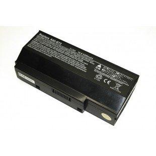 Аккумуляторная батарея для ноутбука ASUS G53, G53J, G53S, G73, G73J, G73S, G73JH черная (14.8 В 5200 мАч)