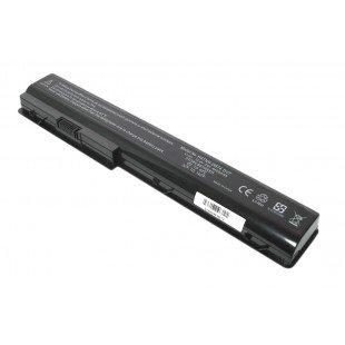 Аккумуляторная батарея для ноутбука HP Pavilion DV7, HDX18, Compaq Presario CQ71 серая (10.8-11.1 мАч)