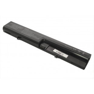 Аккумуляторная батарея для ноутбука HP Compaq 540, 541, 6520s, 6530s, 6531s, 6535s серая (10.8-11.1 В 4400 мАч)