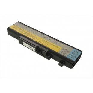 Аккумуляторная батарея для ноутбука Lenovo IdeaPad Y450, Y450G, Y550A, Y550P (11.1 В 4400 мАч)