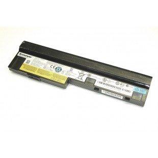 Аккумуляторная батарея для ноутбука Lenovo-IBM L09C6Y14 IdeaPad S10-3 черная 48Wh (10.8-11.1 В 4400 мАч)