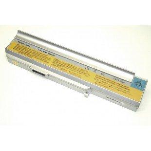 Аккумуляторная батарея для ноутбука 40Y8315 для ноутбука Lenovo-IBM C100, C200, N100 серебрянная (10.8-11.1 В 5200 мАч)