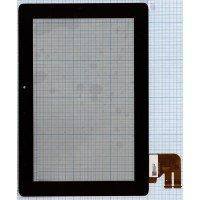 *SALE* Сенсорное стекло (тачскрин) для планшета ASUS Transformer Pad TF300T черный G03 [T0813-2]