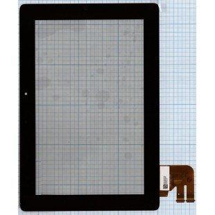 Сенсорное стекло (тачскрин) для планшета ASUS Transformer Pad TF300T черный G01