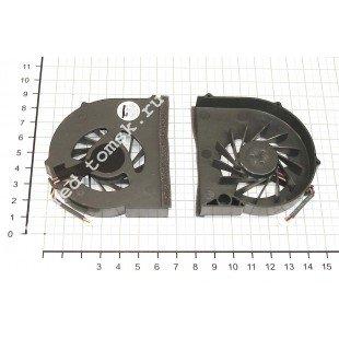 Вентилятор (кулер) для ноутбука Acer Aspire 4332 4732; eMachines D525 [F0133-1]