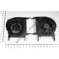 Вентилятор (кулер) для ноутбука HP DV6 Series DV6-1000 DV6-1200 DV6-2000, на AMD, 4 ушка [F0020]