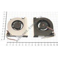 Вентилятор (кулер) для ноутбука Asus A7 A9T A94 X50, 3pins [F0095]