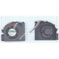 Вентилятор (кулер) для ноутбука  Lenovo E420 (Дискретная видеокарта)