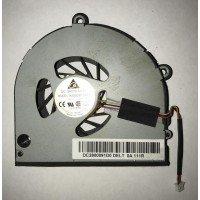 *Б/У* Вентилятор (кулер) для ноутбука Toshiba A660 A665 C660 C660D L675; Acer 5551, 5740G (KSB06105HA -AC87) [BUR0044-10], с разбора