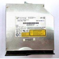 *Б/У* Привод DVD/RW + крышка привода для ноутбукаAsus F80L (LGE-DMGSA-T52D) [BUR0048-4], с разбора