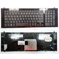*Б/У* Клавиатура для ноутбука HP ProBook 4720, 4720s (RU) черная (90.4GL07.S0R) [BUR0051-1], с разбора
