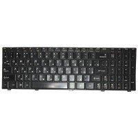 *Б/У* Клавиатура для ноутбука Lenovo IdeaPad G560, G560A, G560E, G565, G565A (RU) черная (25-011416) [BUR0055-9], с разбора. Не работает.